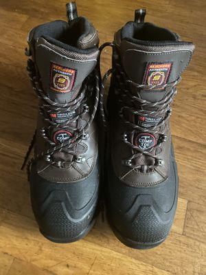 "Sketchers Radford Waterproof 6"" Work Boots Composite Toe Size Men's US 11 for Sale in Los Angeles, CA"