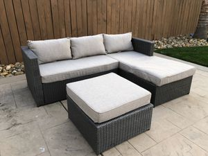 Ashley outdoor furniture for Sale in Tracy, CA