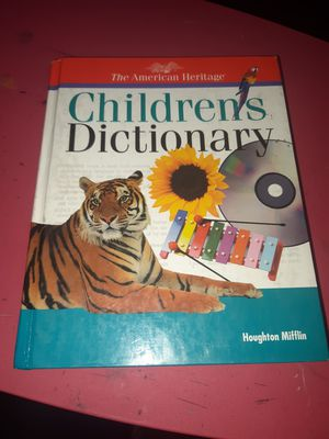 Children's dictionary for Sale in Pasco, WA
