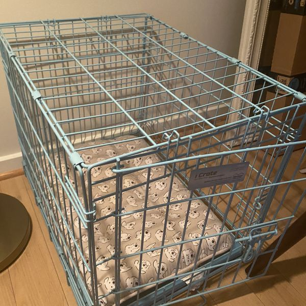 Puppy Crate ( Dimensions In 2nd Photo)
