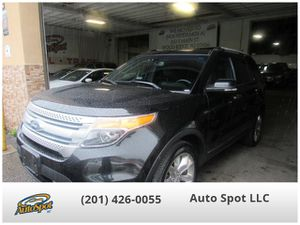 2013 Ford Explorer for Sale in Garfield, NJ