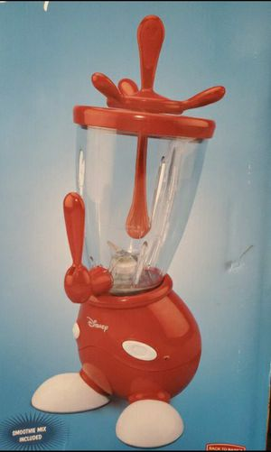 Smoothies and blender Disney original brand new for Sale in Lowell, MA