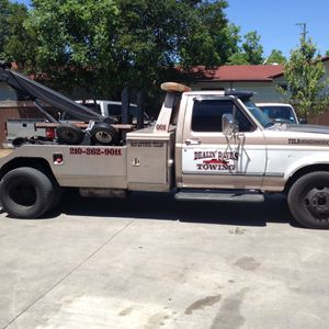1997 Ford 7.3 Power Stroke granny gear box new tires new front suspension air conditioning power windows power locks tilt wheel cruise control stereo for Sale in San Antonio, TX