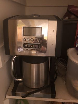 Viking professional coffee maker for Sale in Aspen Hill, MD