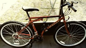 Fuji Folding Mountain Bicycle for Sale in Safety Harbor, FL