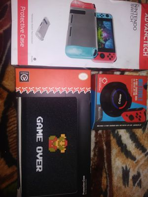 Nintendo switch accessories for Sale in Avondale, AZ
