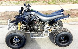 2002 Yamaha warrior 350 quad 4wheeler for Sale in Norristown, PA