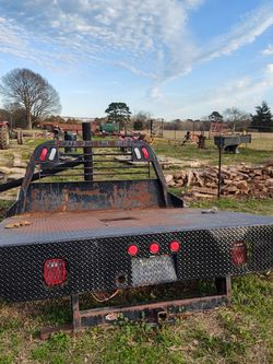 Dealers Dually Flat Bed With Gooseneck for Sale in Carthage,  TX