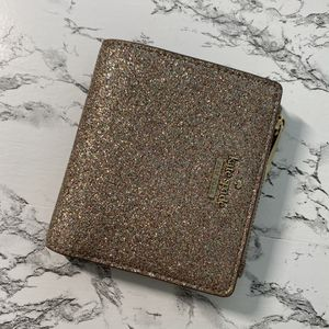 Kate Spade Pink Glitter Wallet for Sale in Federal Way, WA