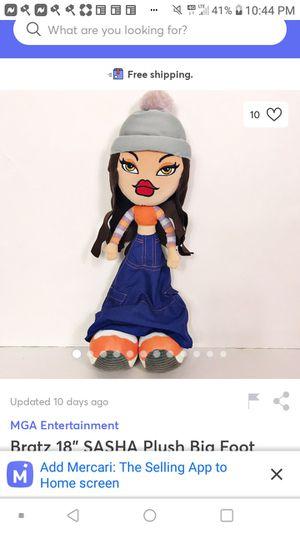 Bratz doll in box for Sale in Coventry, RI