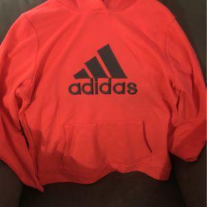 Adidas Junior Fleece Hoodie for Sale in Brooklyn, NY