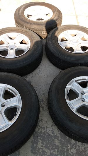 2019 JEEP JL WHEELS 5 for Sale in San Diego, CA