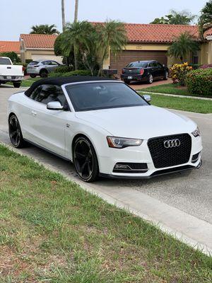 Audi 2015 S5 premium awd extended warranty for Sale in Boca Raton, FL