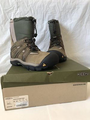 KEEN Brixen Boots men's size 9.5 for Sale in Homestead, FL