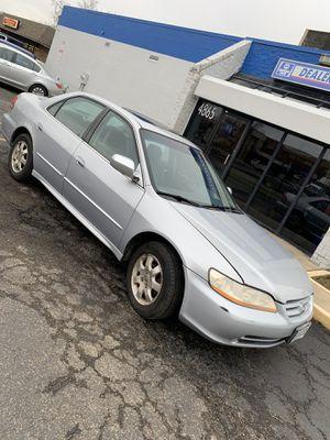 2001 Honda Accord for Sale in Hilliard, OH