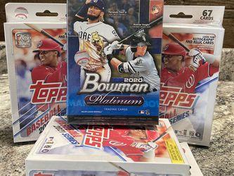 Baseball Topps 2021 for Sale in Yakima,  WA