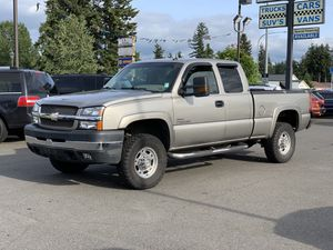 2003 Chevy Silverado Duramax diesel for Sale in Tacoma, WA