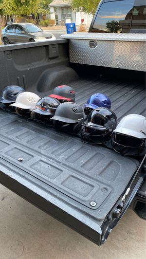 Baseball and softball batting helmets for Sale in Avondale, AZ
