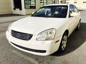 07 Kia Optima LX::: FULL size SEDAN for Sale in Rockville, MD
