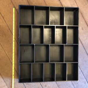 Curio Shelf, Wood for Sale in Vancouver, WA