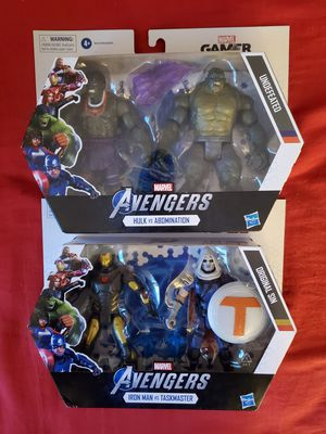 Avengers toys for Sale in Woonsocket, RI