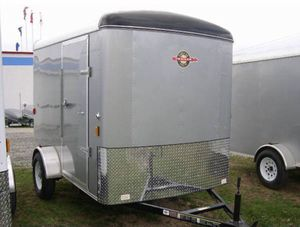 New American Carrier Enclosed Trailer for Sale in Drexel Hill, PA