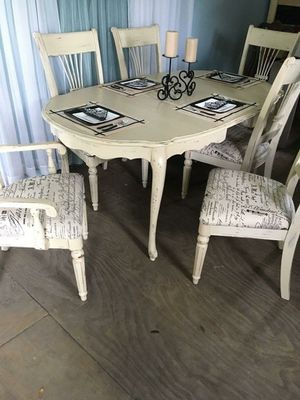 Dining table and 6 chairs. for Sale in Wauchula, FL