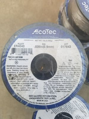 AlcoTec aluminum welding wire for Sale in Sanger, CA