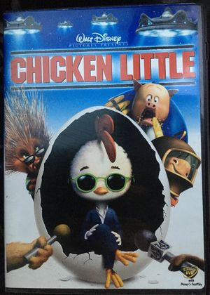Walt Disney Chicken Little DVD for Sale in McLean, VA