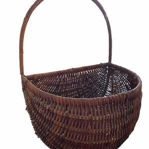 Hanging Wicker Basket • Plant basket for Sale in Long Beach, CA
