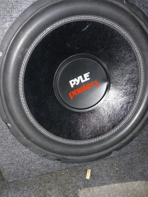 "Two 15"" subs in the box for Sale in Cleveland, TN"