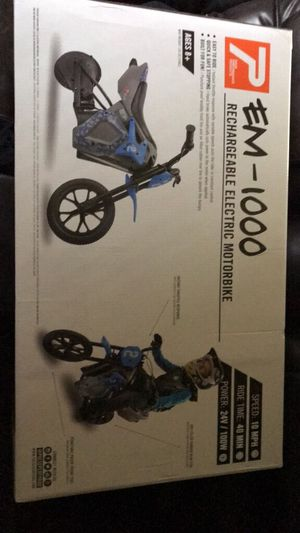 "Pulse Electric Motor Bike "" BRAND NEW IN BOX"" for Sale in Wall Township, NJ"