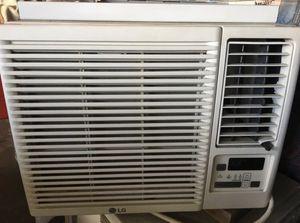LG AC/Heater w/remote control window unit for Sale in Norwalk, CA