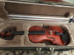 Handmade violin 3/4 size for Sale in Sunnyvale, CA