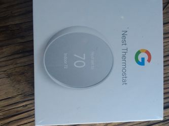 Brand New. Google Nest Thermostat for Sale in Ontario,  CA