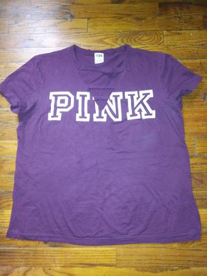 Pink Victoria Secret shirt for Sale in Springfield, MA