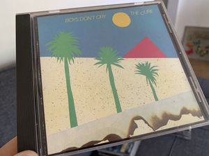 Boys Don't Cry - The Cure CD for Sale in Alhambra, CA