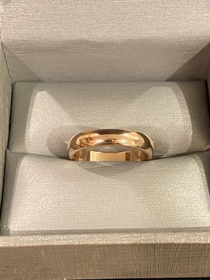 UNISEX 18K ROSE Gold plated Gorgeous Ring- ✨ Code B564 for Sale in Las Vegas, NV