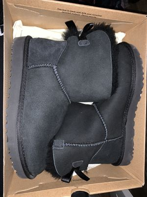 Women black ugg boots ll for Sale in Austin, TX