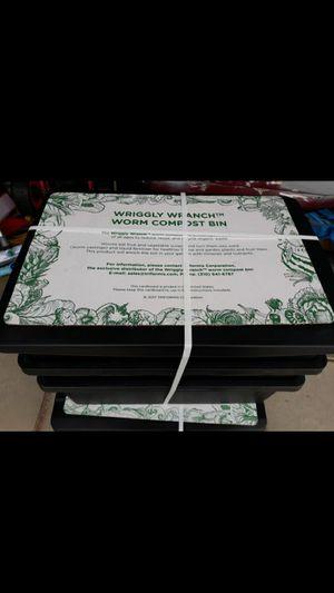 Worm compost bin for Sale in Whittier, CA