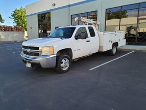 Chevy silverado utility bed extended cab for Sale in Fremont, CA