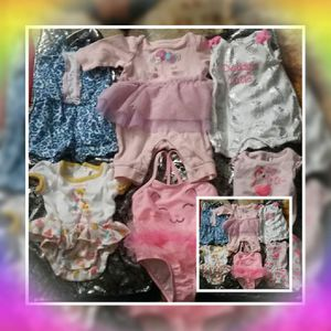 Baby clothes (Nb up to 3 mnths for Sale in Denver, CO
