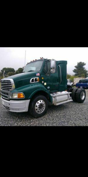 2008 Sterling mercedez tractor single axle dpf filter for Sale in San Bernardino, CA