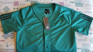 Adidas baseball jersey size small for Sale in Santa Monica, CA