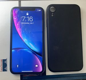 iPhone XR AT&T will be unlock for any Carrier in 3 months for Sale in New Haven, CT