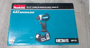 Makita impact drill new in box for Sale in Arlington, VA