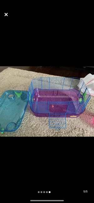 Hamster cage for Sale in Rolla, MO