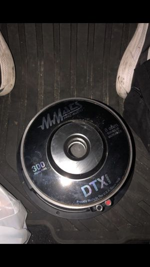"Mmats pro audio 10"" for Sale in Cedarhurst, NY"