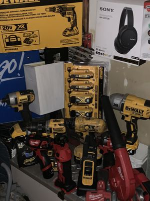 Hi end power tools for Sale in Modesto, CA
