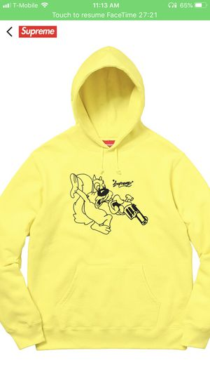 Supreme Hoodie Yellow for Sale in Glen Burnie, MD
